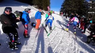 Inferno Murren 2019 Ski Race HD - A First Timers Run