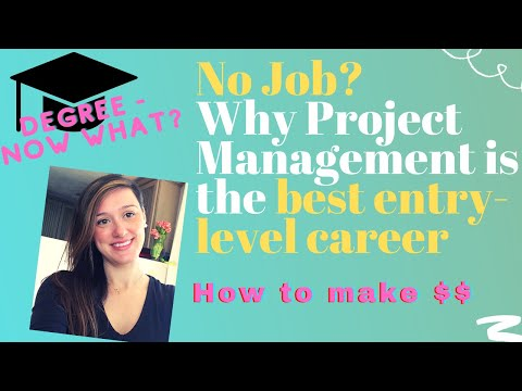 Looking for a job? The best Entry Level career path - Project ...