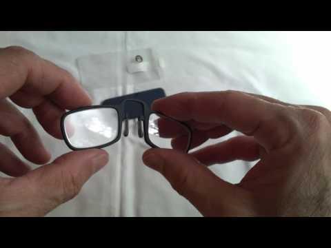 TR90 Leggero Mini Tascabile in Portafoglio Clip sul Naso di Riposo Occhiali da Lettura 1.0 1.5 2.0 2.5 3.0 3.5