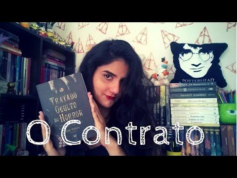Livro Tratado Oculto do Horror | Ingrid Callado