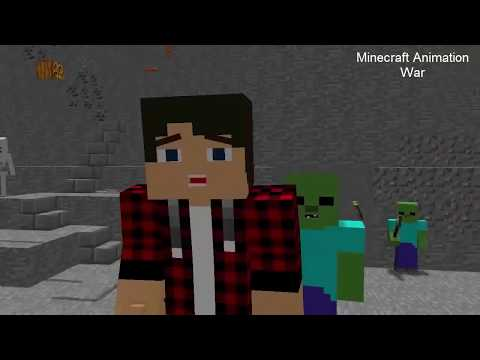 Download ANIMATION MINECRAFT TOP 5 Animation Life MINECRAFT HD Mp4 3GP Video and MP3