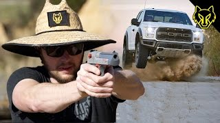 Desert Eagle vs Raptor Window