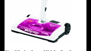 Bissell Perfect Sweep 29L9 Purple Cordless Sweeper UK Review