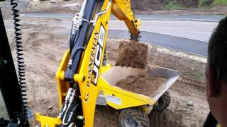 New JCB 3cx contractor pro