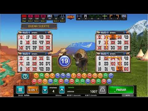 Buffalo - Bingo Gratis Online de MGA