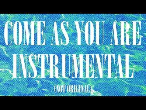 NIRVANA - COME AS YOU ARE (INSTRUMENTAL)