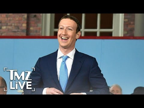 Mark Zuckerberg In The Hot Seat! | TMZ Live