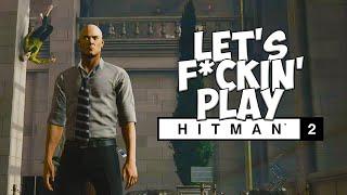 Hitman 2 | The Perfect Heist (Golden Handshake, New York | Silent Assassin, Master Difficulty)