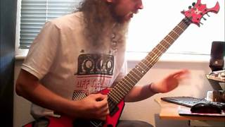 How to Play Thrasher by Evile - Ol Drake