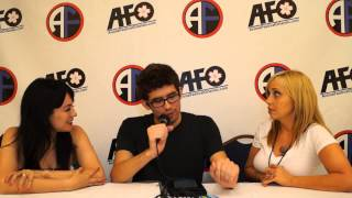 Tara Strong / <b>Grey Delisle</b>  AFO 2012