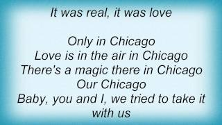 Barry Manilow - Only In Chicago Lyrics_1