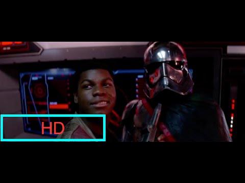 STAR WARS VII:THE FORCE AWAKENS-CLIP- PHASMA & FINN FUNNY MOMENT-SPOILS!!BONUS-(1080p HD)-VOSTFR