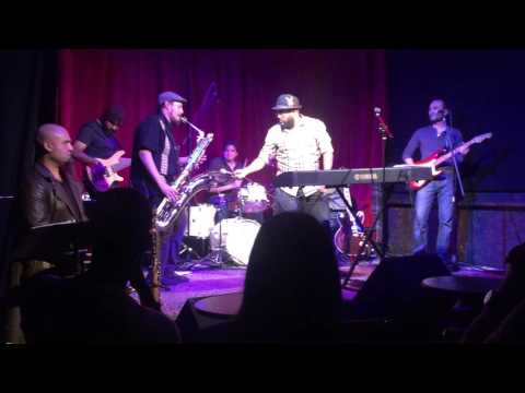 Cliff Beach- Superstition (Stevie Wonder) live at Open Space Hollywood...