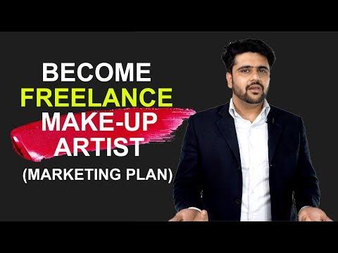 MakeUp Artist Business Marketing Plan - Case Study