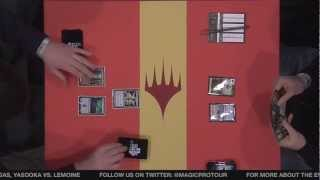 Pro Tour Gatecrash Match Coverage (Playlist)