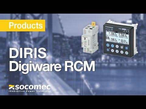 DIRIS DIGIWARE R-60 (RCM)