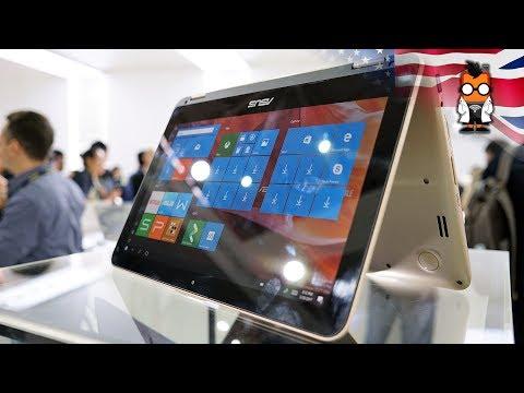ASUS Vivobook Flip 12 Hands On