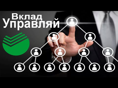 Вклад Управляй от Сбербанка. Условия и проценты
