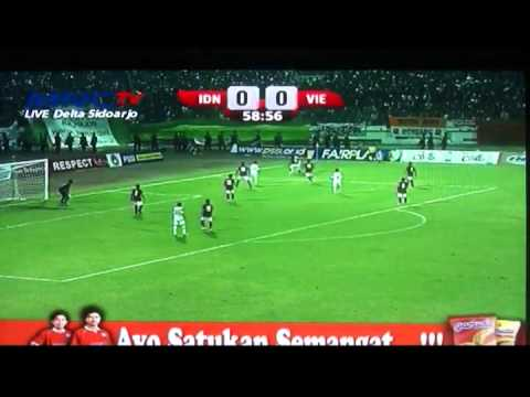 Full Match: Final AFF U19 2013 Indonesia Vs Vietnam (7-6 Pinalty)  22 Sept 2013