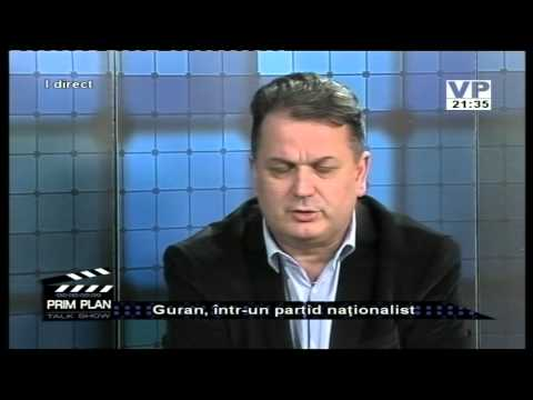 Emisiunea Prim Plan – Virgil Guran – 19 februarie 2015