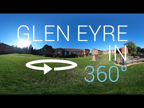 Glen Eyre 360° VR Tour | University of Southampton