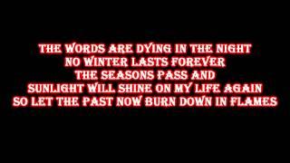 DragonForce - Seasons | Lyrics on screen | HD