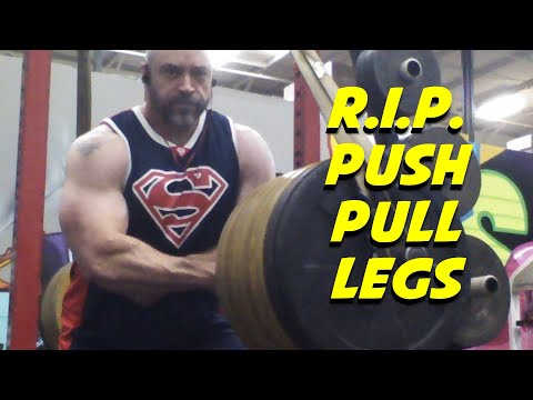 R.I.P. to the Push, Pull. Legs Split? (Try THIS Instead)