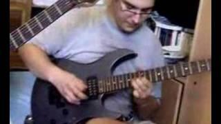 Amazing Guitar Duel (Nazim Forza vs George Stark)