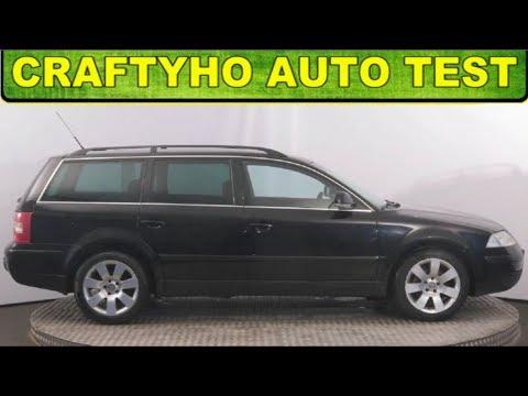 Craftyho auto test ♦ Nelevné TDI ▶ VW Passat 2,5TDI Highline