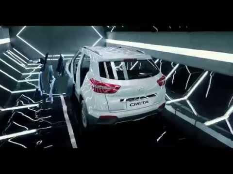 Hyundai  Creta Паркетник класса J - рекламное видео 2