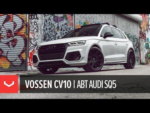 "Abt Widebody Audi SQ5 | Vossen CV10 22"" Concave Wheels"