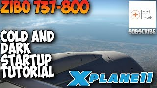GoFlight MCP-PRO X-plane 11 and Zibo Cold and Dark/ KATL ILS