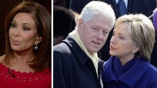 Judge Jeanine: Mainstream media in cahoots with the Clintons