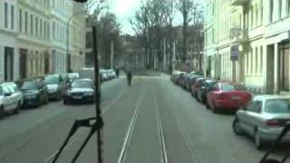 preview picture of video 'Straßenbahn Görlitz linia 2'