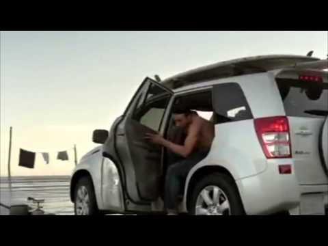 Suzuki  Grand Vitara Внедорожник класса J - рекламное видео 2