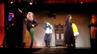 💋Illyana DaVinci as Sentinel | X-MEN Superheroes Vs Sentinel - Mutant Freak Robot (Drag Performance)