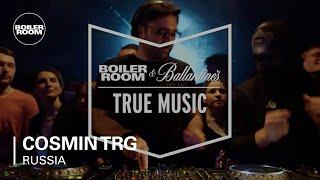 Cosmin TRG - Live @ Boiler Room & Ballantine's True Music Russia 2017