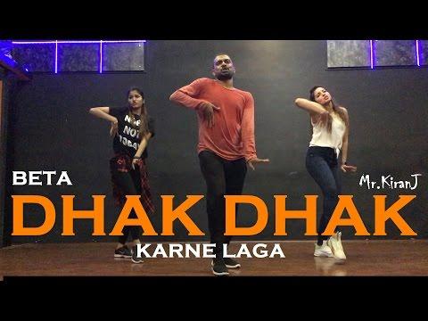 Dhak Dhak Karne Laga | KiranJ | DancePeople Studios