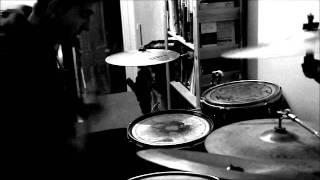 Antiflag - Post war breakout (Drum cover)