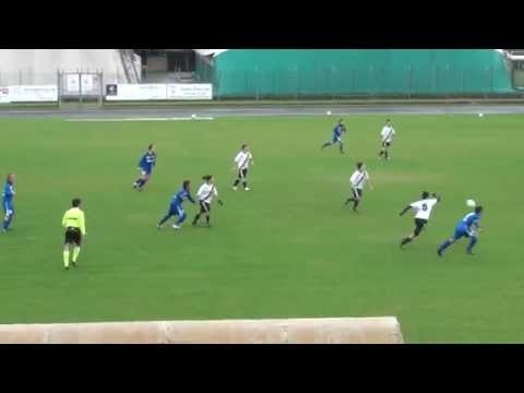 Preview video Castelfranco CF - Femminile Alba = 1 - 0