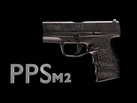 Walther PPS M2 Pistol Concealed Carry Gem
