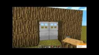 MineTUTO's - Porta dupla