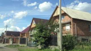 Бедные закарпатские села. Россияне смотрите!