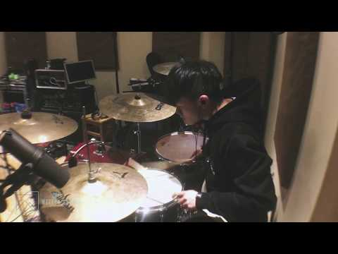 Drum Recording in Meteor Square Production
