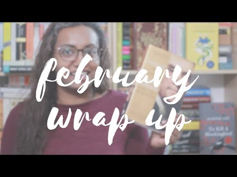 February 2019 Reading Wrap Up » Part 1
