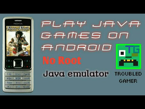 How to download and play java games on android without root using java emulator