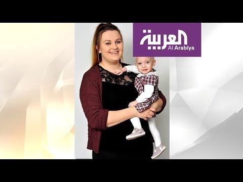 العرب اليوم - شاهد: لن تصدقوا حجم هذه الطفلة عند الولادة