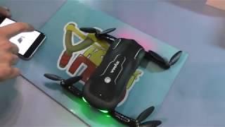 Изучаем складной квадрокоптер Syma Z1 FPV