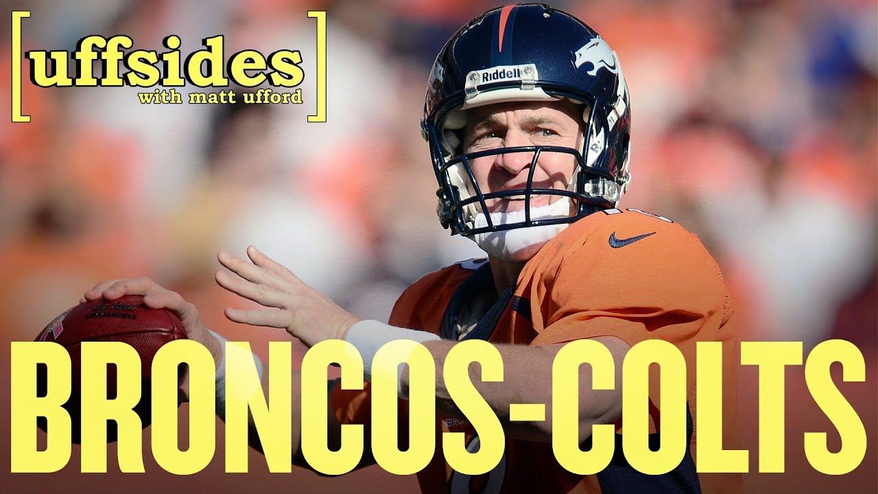 Broncos vs Colts 2013: Uffsides NFL Week 7 Previews thumbnail