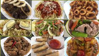 Filipino Food Images